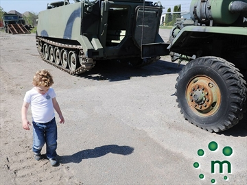 Article: Oshawa museum comes alive on Tank Saturday